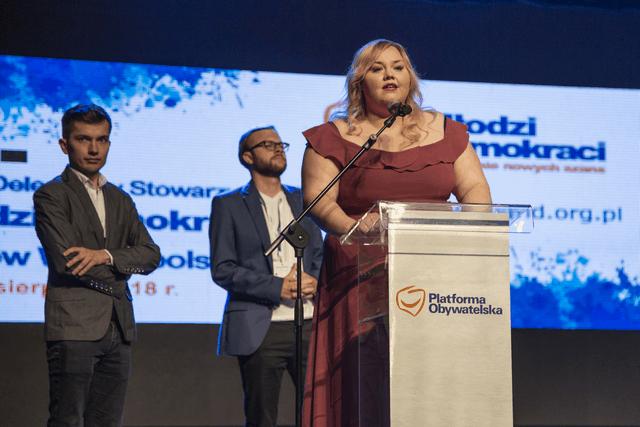 Milena Kowalska na czele Młodych Demokratów