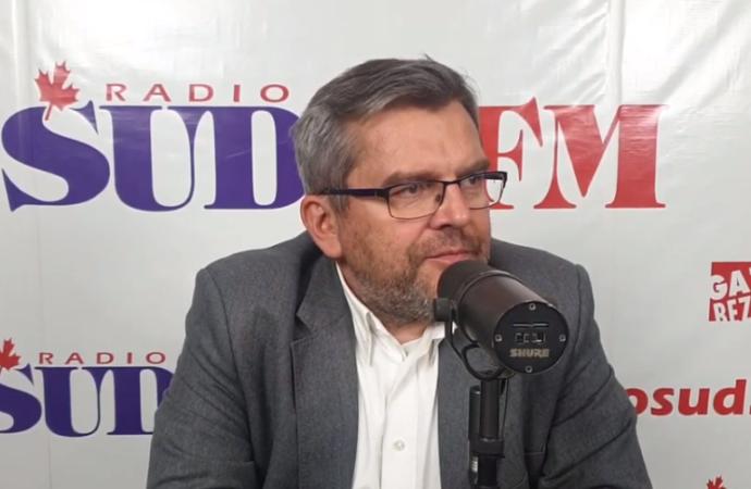 Wywiad ostrowskiego posła w kępińskim Radiu SUD